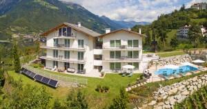 Appartements Ferienwohnungen in Schenna bei Meran